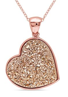 rose gold necklace from ice.com