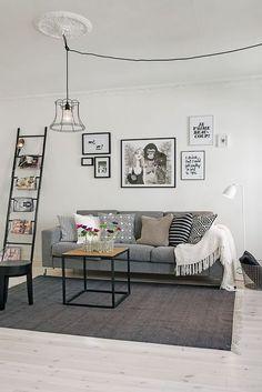 tons neutros na decoração da sala de estar, sala de estar decoração neutra