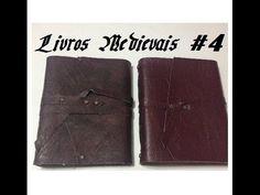 Livros Medievais #4 - Estúdio Brigit
