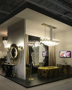 Come to Maison & Objet Paris and know all the novelties about Maison Valentina at Hall 5B D26 and our partners Brabbu (HALL 5B M29 - N30) and Boca do Lobo (HALL 7 Stand: H2 |1)  www.maisonvalentina.net #bestinteriordesigners #luxuryforniture #MO18 #MaisonObjet #maisonobjet18 #inspiration #design