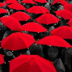 """""""A BANKER is a fellow who lends you his umbrella when the sun is shining, but wants it back the minute it begins to rain"""" Mark Twain, US autrhour 1835-1910)  (picture from www.liberatingdivineconsciousness.com)"""