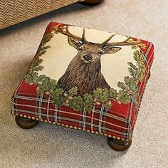 Buffalo Plaid Christmas Decor Ideas and Inspirations, Hurry up and check out Red & Black Plaid Christmas decor to the lovely Plaid christmas tree ideas! Tartan Christmas, Country Christmas, All Things Christmas, Christmas Home, Christmas Crafts, Christmas Decorations, Xmas, Cottage Christmas, Theme Noel