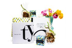 """Happy Thanks!"" - Thank You Gift Box"