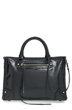 Rebecca Minkoff 'Regan' Satchel available at #Nordstrom