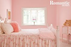 pink bedroom decor pink bedroom decor brilliant my web value intended for blush pink and gold bedroom decor Pink And Gold, Blush Pink, Creative Kids Rooms, Gold Bedroom Decor, Romantic Homes, New Room, Cottage Chic, Shabby Chic, Interior Design