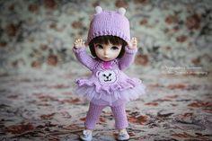"""Lilac bear"" for pukifee."