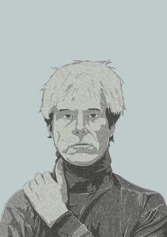 Andy Warhol Design (Typographied)