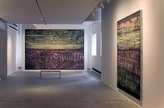 Sterling Ruby at Nahmad Contemporary. Photo: courtesy of Nahmad Contemporary.