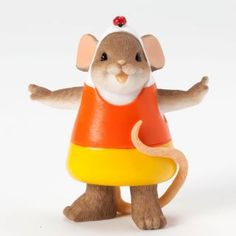 Charming Tails - A Little Corny But So Sweet Figurine