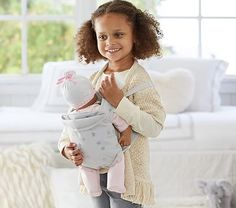 Baby Doll Carrier #pbkids