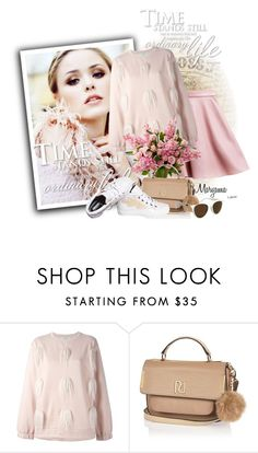 """254"" by klukina-mv ❤ liked on Polyvore featuring STELLA McCARTNEY, River Island, Laurence Dacade, Topshop, women's clothing, women, female, woman, misses and juniors"