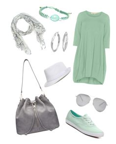 """""""Dress down"""" by syddeon on Polyvore featuring Isolde Roth, Orion London, Blue Nile and Victoria Beckham"""