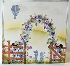 Card-io Majestix Cards for TV show Hochanda March 2017 Homemade Christmas Cards, Homemade Cards, Cardio Cards, Stamp Printing, Card Io, Paper Cards, Flower Cards, Making Ideas, Cardmaking