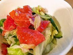 キャベツとトマトの浅漬け風マリネサラダ 生野菜がたっぷりいただけます | 週末の作り置きレシピ