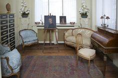 Petit salon chambre de Madame