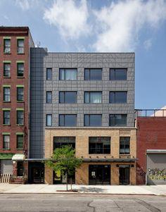 Gallery of Nitehawk Cinema and Apartments / Caliper Studio - 31