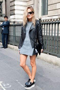 """Welcome to two of spring's biggest trends: brogues and platform shoes. Put them together and you've got platform brogues, the unofficial """"cool girl"""" shoe of the season (and when I say """"cool girl,"""" I mean literally any of you can rock this look). Platform brogues are enjoying a moment right now, and it's not hard … Read More"""