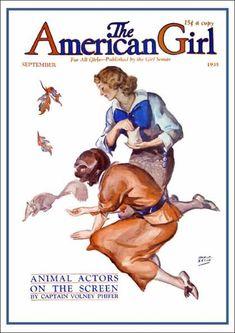 American Girl - 9/1935
