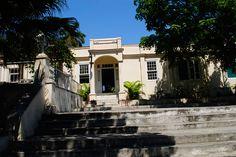 Ernest Hemingway home in Cuba