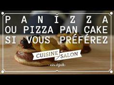 Devant l'écran - Pizza pancakes ou panizza | Cuisine de Salon - YouTube