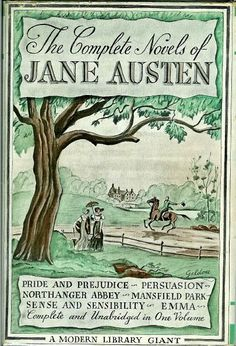 I own this edition. Jane Austen in the Modern Library