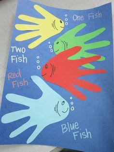 Blue fish dating