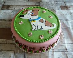 Taart voor Thijmen Cake, Desserts, Food, Tailgate Desserts, Deserts, Food Cakes, Eten, Cakes, Postres