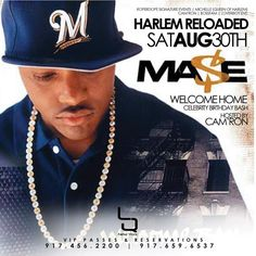 Harlem Reloaded @ LQ Saturday August 30, 2014 « Bomb Parties – Club Events and Parties – NYC Nightlife Promotions