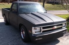 91 CHEVY S-10 CUSTOM PICK UP
