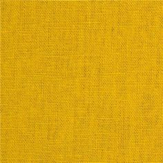 mustard coloured echino canvas fabric from Japan