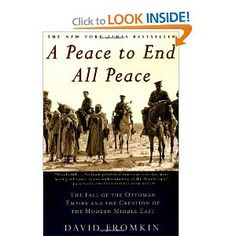 STOPPED READING - A Peace to end all Peace - This book is a very detailed historical account about how the great powers worked together to create the modern middle east in the chaos of WW1.  Very interesting, but a little too dry.  I'm half way through it, but don't think I'll pick it up again.