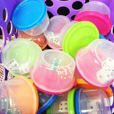 These Dollar Tree containers are perfect for holding dice. The kids can shake them and dice don't go everywhere. This classroom management hack is perfect for math stations and centers.  #teacherhack #teacherhacks #dollartreeclassrooms #dollartreeteachers #teachersfollowteachers #iteachtoo #iteach2nd #iteachsecond #teacherspayteachers #saddleupfor2ndgrade #iteachfirst #teachersofinstagram #tftpickme #classroompinspirations