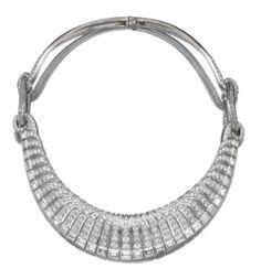 Important diamond necklace, Suzanne Belperron, 1930s - Sotheby's
