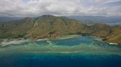 East Timor Aerial View near Dili, Timor-Leste by United Nations Photo, via Flickr