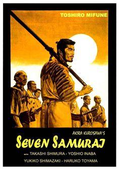 Noi samurai siamo come il vento che passa veloce sulla terra, ma la terra rimane e appartiene ai contadini - Kambei Shimada - I sette samurai