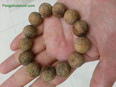 kayu laksamana beads bracelet