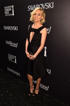 Sienna Miller Hollywood Reporter & Swarovski Party - The 68th Annual Cannes Film Festival