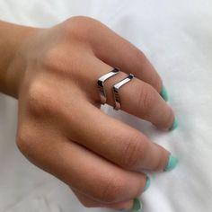 Dámsky prsteň z chirurgickej ocele VERONICA 2 Veronica, Silver Rings, Outfit, Jewelry, Outfits, Jewlery, Jewerly, Schmuck, Jewels