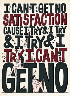 Satisfaction   The Rolling Stones