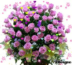 My love for flowers 💐 Beautiful Flowers Pictures, Beautiful Rose Flowers, All Flowers, I Wallpaper, Flower Wallpaper, Good Morning Flowers Gif, Unusual Plants, Purple Love, Floral Wreath