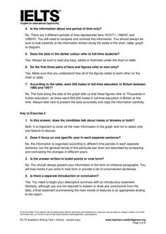writing essay for ielts with answers