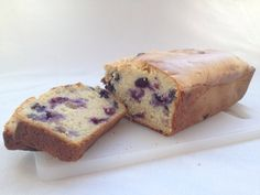 Ice Cream Bread: The Test Kitchen tried it...you'll want to see what they say (and also try this Lemon Blueberry Ice Cream Bread recipe, yum!)
