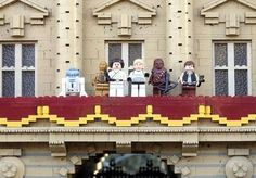 Lego Star Wars Invades London 8