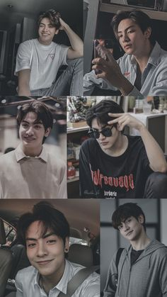 2moons The Series, 2 Moons, Thai Drama, Asian Boys, Homescreen, Bad Boys, Laos, Ulzzang, Thailand