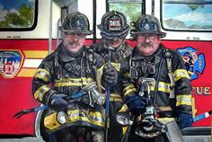 FDNY Fathers Day Fire and Tragedy, June 17, 2001