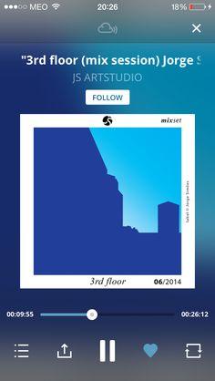 #djset #jorgesimoes #3rdfloor #label:jsartstudio #mixcloud #listen