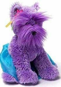 Look - they made me purple....