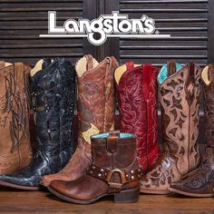 Awesome boots!! Love them!