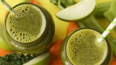 Bebe tus verduras: una receta de jugo verde infalible