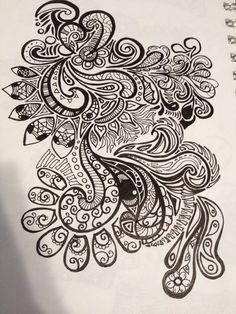My doodle art